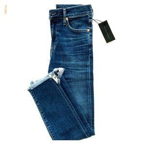 Citizens of Humanity Rocket Crop Jeans Sz 28